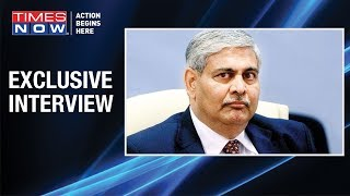 ICC Chairman Shashank Manohar speaks to Times Now - TIMESNOWONLINE