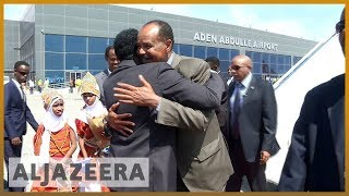 🇪🇷🇸🇴Eritrean leader seeks closer ties in visit to Somalia l Al Jazeera English - ALJAZEERAENGLISH