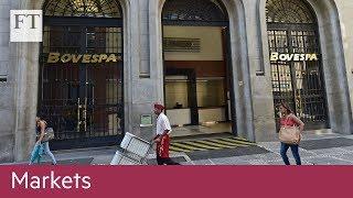 Why Brazilian stocks look overpriced   Markets - FINANCIALTIMESVIDEOS