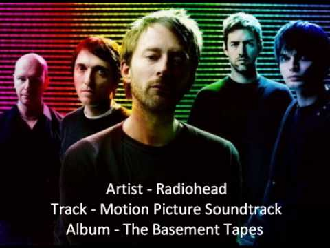 Radiohead - Motion Picture Soundtrack demo acoustic