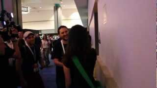 Wil Wheaton at E3 2012