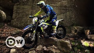 Sea to Sky - a tough motorcycle race | DW English - DEUTSCHEWELLEENGLISH