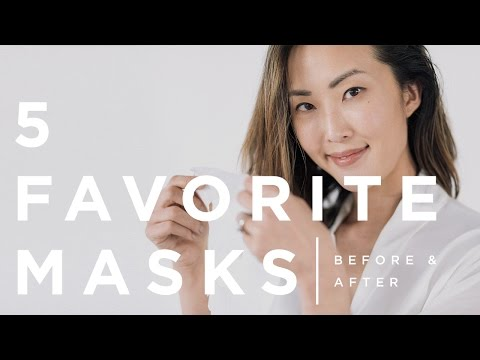 My Top 5 Masks | Before & After