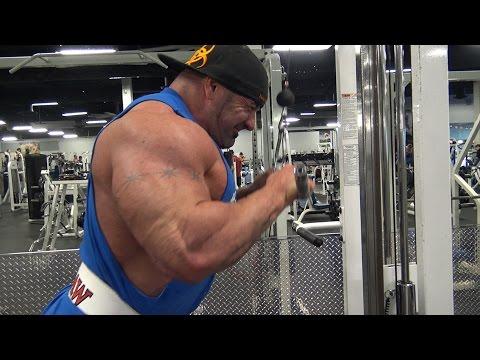 Arm Training part 2 (triceps)