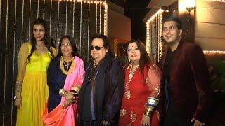 Watch: Bappi Lahiri's 37th Wedding Anniversary - IANSINDIA