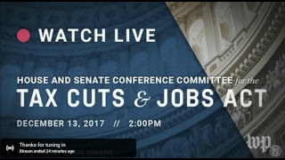 House and Senate Republicans hold a meeting on the 'Tax Cuts and Jobs Act' - WASHINGTONPOST