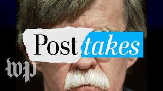 Opinion | John Bolton is smart and effective. That's why we should be concerned. - WASHINGTONPOST