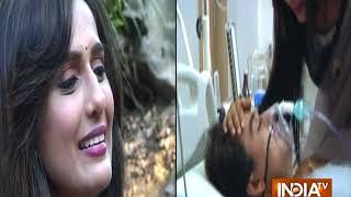 Who suffered with heart attack in Yeh Rishta Kya Kehlata Hai? - INDIATV