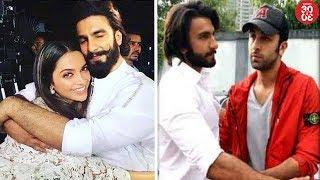 Ranveer's Heartwarming Comment About Deepika | Ranveer Got 'Band Baaja Baaraat' Because Of Ranbir - ZOOMDEKHO