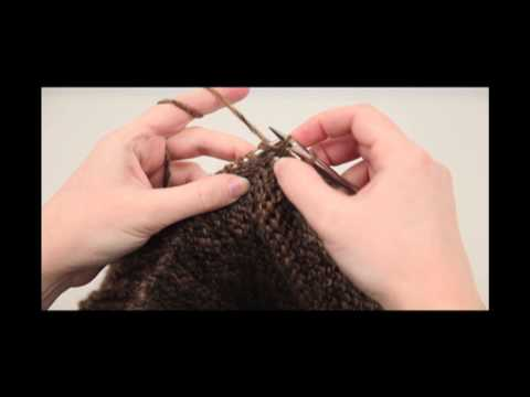 How to Join Live Stitches to the Side of a Knitted Piece