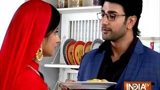 AJ and Guddan share romantic moments in Guddan Tumse Na Ho Payega - INDIATV