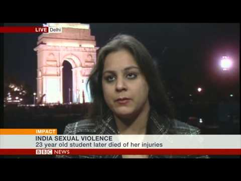 BBC World News: What's changed for Indian women, a year after rape and murder of Delhi student?
