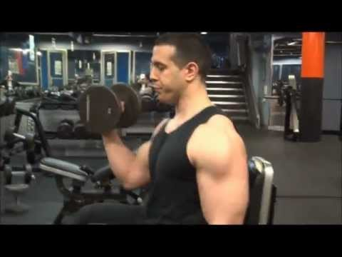 How To Do A Correct Bicep Curl To Get Bigger Arms Without Injury