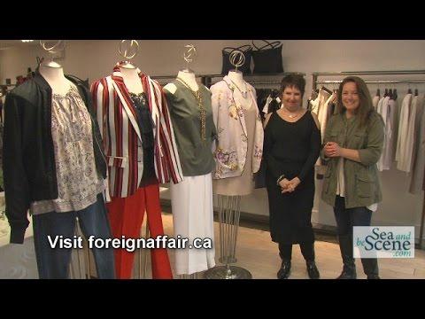 FOREIGN AFFAIR Fashion Report Spring/Summer 2016