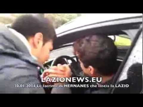 Hernanes Breaks Down After Being Sold To Another Club