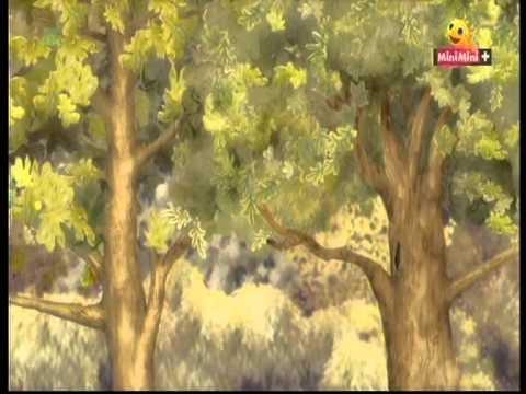 26. Przygody Adasia i Tosi - Grabienie liści