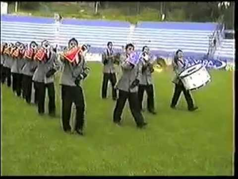 Banda escolar Liceo Industrial Miraflores alto año 2005