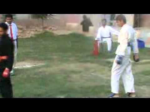 District Kyokushin Kai Kan Karate Championship 2013 Part 7