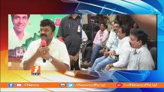 Minister Talasani Srinivas Yadav Meets With Cine Celebrates Over Casting couch Issues In TFI | iNews - INEWS