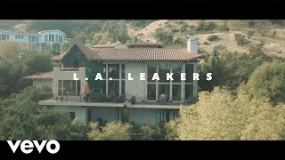 L.A. Leakers Feat Eric Bellinger, Wale & AD - Facetime (Official Video) ( 2018 )