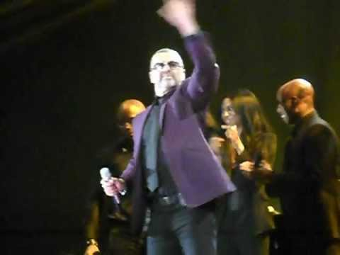 Encore Medley - George Michael Glasgow Symphonica Tour 23/09/12