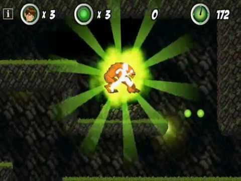 Ben10 Alien Strike FullGamePlay part 1 2