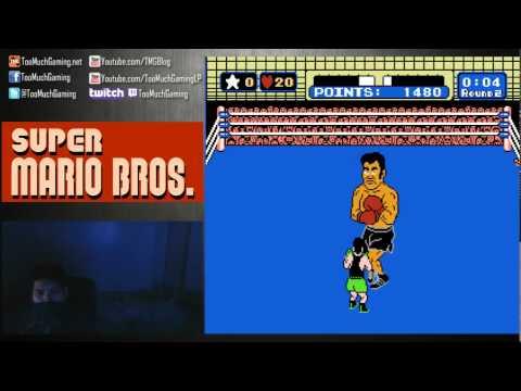 NES Capture 60fps Test - Mike Tyson