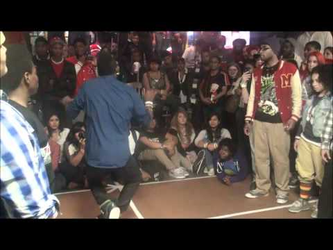 Dubstep Dance Battle 2012