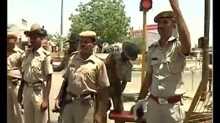Asaram Rape Case: Strict checking at Jodhpur entry points - ABPNEWSTV