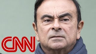 Nissan Chairman Carlos Ghosn arrested in Japan - CNN