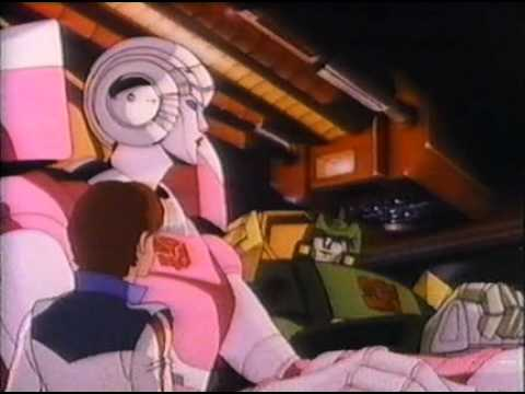 Transformers The Movie 1986 Lektor PL Originał