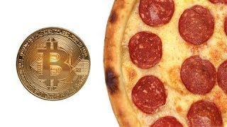 What You Can Buy With Bitcoin: A $10 Pizza for $76 - WSJDIGITALNETWORK
