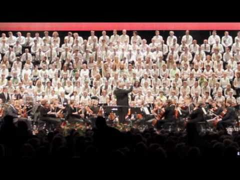Verdi - Aida - Triumphal March - Lund International Choral Festival 2010