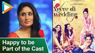 """Kareena Kapoor Khan: """"I Am Happy To Be A Part Of This Ensemble Cast""""   Trailer Launch - HUNGAMA"""