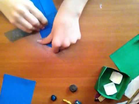 Как сделать шкатулку из бумаги видео своими руками