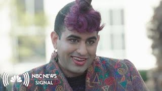 Nico Tortorella, Alok Vaid-Menon On Trump Administration's Transgender Proposal | NBC News Signal - NBCNEWS