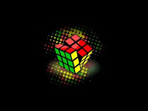 The Easiest Way to Solve a Rubik's Cube