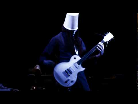 Buckethead - Night Of The Slunk - Mishawaka Amphitheatre 28/8/09