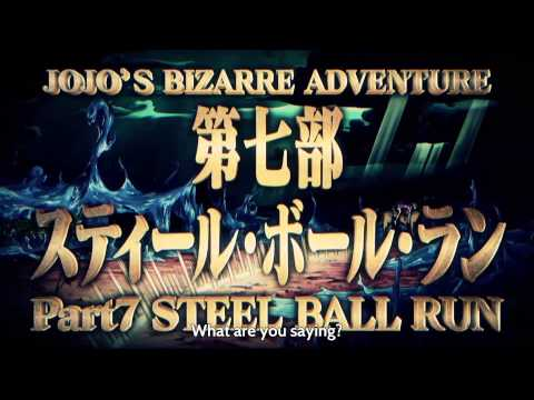 JoJo's Bizarre Adventure All Star Battle PV4 Subbed