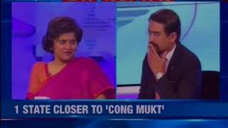 NewsX-CNX Exit Poll 2017: BJP on the rise in Himcahal Pradesh with huge comeback against Congress - NEWSXLIVE