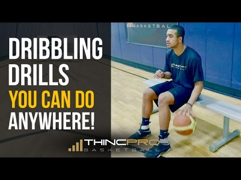 Top 3 Basketball Dribbling Drills That You Can Do at Home, at School, Anywhere!