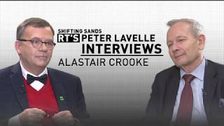 Syria's shifting sands: RT's Peter Lavelle interviews Alastair Crooke - RUSSIATODAY