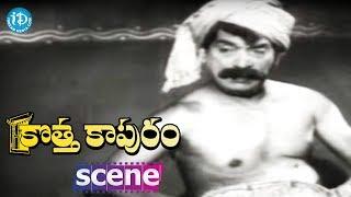 Kotta Kapuram Movie Scenes - Bharati Proposes Krishna || Chandra Mohan || Rajanala - IDREAMMOVIES