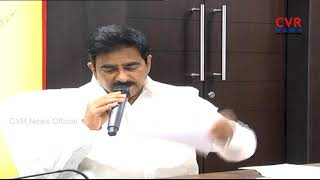 Minister Devineni Uma Maheswara Rao Fires on YS Jagan over Polavaram  | CVR News - CVRNEWSOFFICIAL