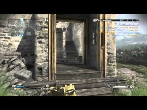 COD:GHOSTS Gameplay //  فلولس+كيم