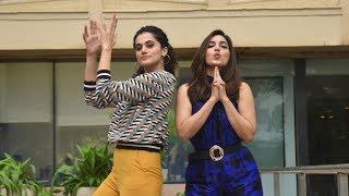 #BollywoodNews: Tapsee Pannu लगाएगी आँखों के साथ निशान