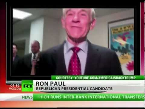 Is Ron Paul the victim of voter fraud?