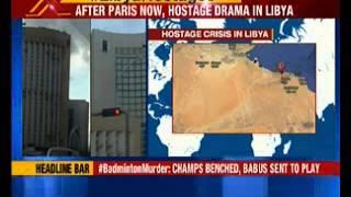 5 Armed men take foreigners hostage in Libya hotel - NEWSXLIVE