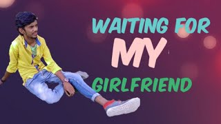 Waiting for my girlfriend || telugu short film || Directed by srinu || Darling sri creations - YOUTUBE