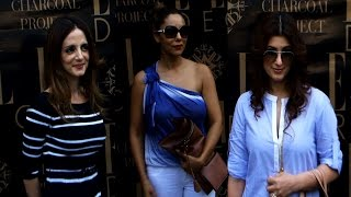 Sussanne Khan's day out with Twinkle and Gauri - BOLLYWOODCOUNTRY